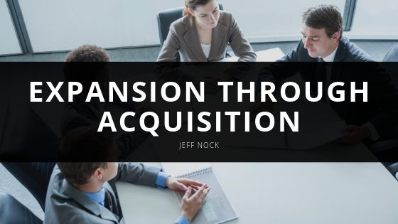 Jeff Nock - Expansion through Acquisition